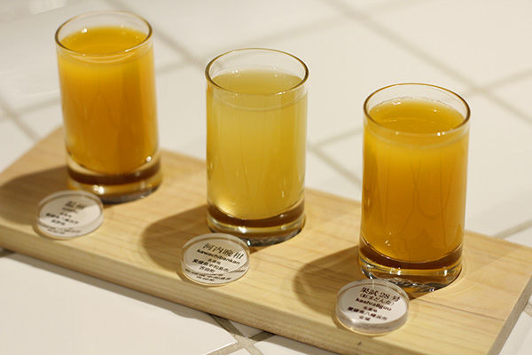 「みかんジュース 飲み比べ」の画像検索結果