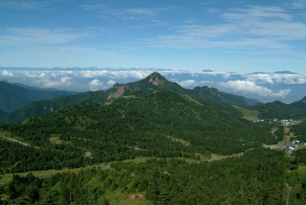 「横手山山頂」の画像検索結果