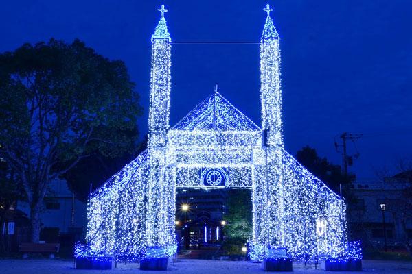 日本のクリスマス発祥の地が山口市だということをご存じですか?毎年12月になると、山口市は「クリスマス市」へと名を変え、約50ものイベントやワークショップが