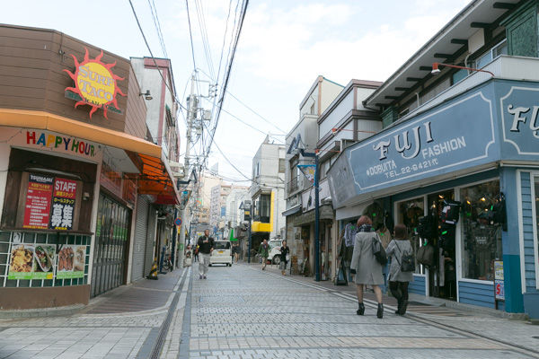 ディープな横須賀を味わうなら「...
