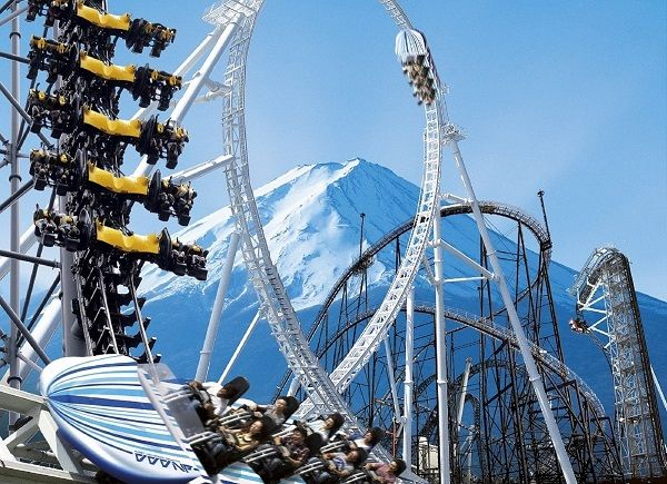 「富士急ハイランド」の画像検索結果