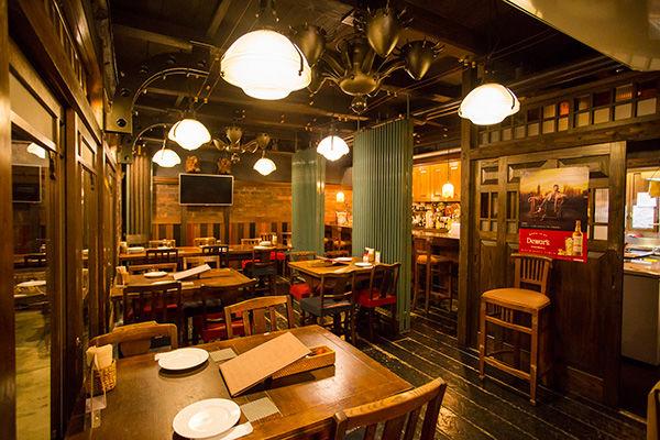 熊本のレトロお洒落な「上乃裏通り」の名店3選。ディナーや呑み歩きで訪れたい!