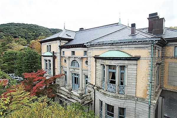 長楽館 京都100年の歴史を肌で感じる、贅沢ステイ体験