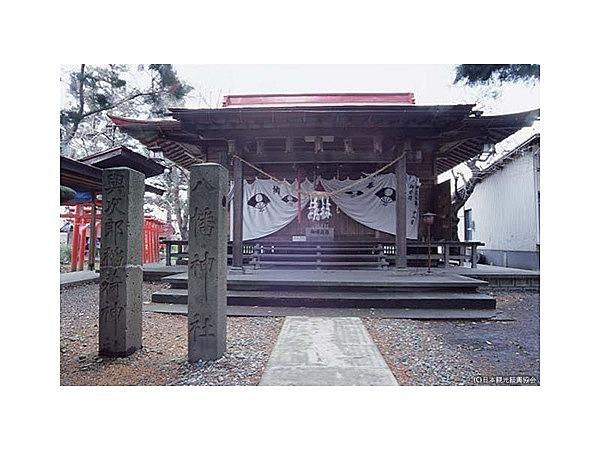 与次郎稲荷神社│観光・旅行ガイ...
