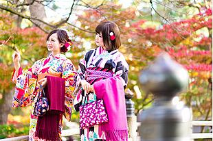 【金沢・着物レンタル】金沢駅から一番近い着物レンタル!徒歩2分!小物・ヘアセット付き♪
