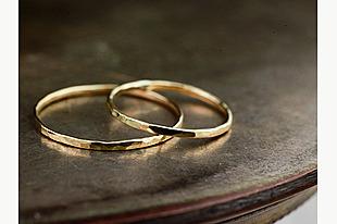 石川・金沢|上質なK18ゴールドを使って結婚指輪の手作り体験!愛の誓いを形にしよう☆嬉しい特典付